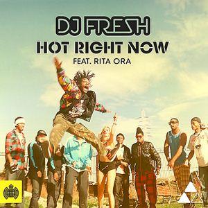 DJ FRESH / RITA ORA - HOT RIGHT NOW